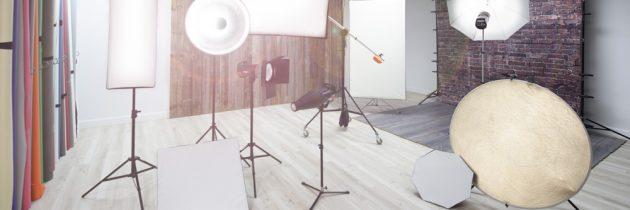 cours photo studio