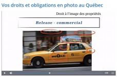 Vos droits en photographie